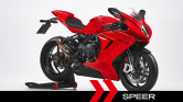 F3 800 ROSSO EAS ///- Modell 2021